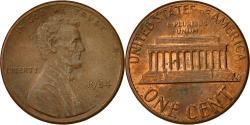 Us Coins - United States, Lincoln Cent, Cent, 1984, U.S. Mint, Denver, , Copper
