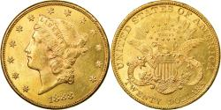 Us Coins - oin, United States, Liberty Head, $20, 1888, Philadelphie,