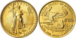 Us Coins - Coin, United States, $5, 1986, U.S. Mint, Philadelphia, , Gold, KM:216