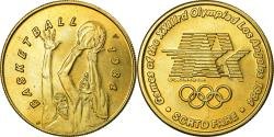 Us Coins - United States of America, Medal, Jeux Olympiques de Los Angeles, Basketball