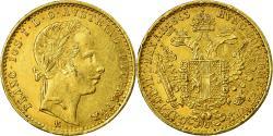 World Coins - Coin, Austria, Franz Joseph I, Ducat, 1863, Karlsburg, , Gold, KM:2264