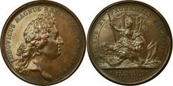 World Coins - France, Medal, Louis XIV, Trêve de Vingt Ans, 1684, Mauger, , Copper
