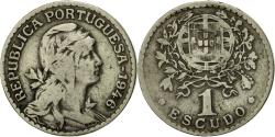 World Coins - Coin, Portugal, Escudo, 1946, , Copper-nickel, KM:578
