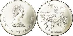 World Coins - Coin, Canada, Elizabeth II, 10 Dollars, 1974, Royal Canadian Mint, Ottawa, MS 63