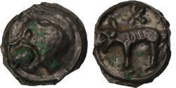 Ancient Coins - Coin, Carnutes, Potin, , Potin, Delestrée:2612