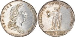 World Coins - France, Token, Louis XV, Ordre Militaire de Saint-Louis, , Silver