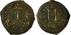 Ancient Coins - Coin, Maurice Tiberius, Follis, 596-597, Antioch, , Copper, Sear:533