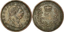 World Coins - Coin, Guyana, Essequibo & Demerary, George III, Stiver, 1813, , Copper