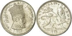 World Coins - Coin, Ethiopia, Haile Selassie I, 10 Matonas, 1931, , Nickel, KM:29
