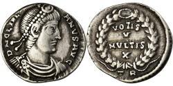 Ancient Coins - Coin, Julian II, Siliqua, Trier, , Silver, RIC:365