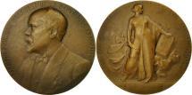 World Coins - France, Medal, Les Présidents de la République, Raymond Poincaré, 1913