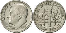 Us Coins - United States, Roosevelt Dime, Dime, 1985, U.S. Mint, Philadelphia, AU(55-58)