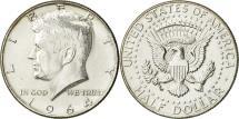 Us Coins - United States, Kennedy Half Dollar,1964, AU(55-58), Philadelphia, KM 202