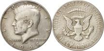 Us Coins - United States, Kennedy Half Dollar, Half Dollar, 1968, U.S. Mint, Denver