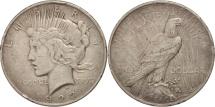 Us Coins - United States, Peace Dollar, Dollar, 1923, U.S. Mint, Philadelphia, VF(30-35)
