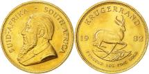 World Coins - South Africa, Krugerrand, 1982, MS(63), Gold, KM:73
