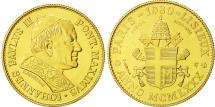World Coins - France, Medal, Jean-Paul II, 1980 Lisieux, 1980, Rousseau, MS(64), Gold