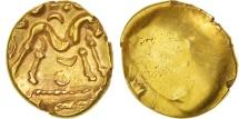 Ambiani, Stater, AU(55-58), Gold, 17, Delestré:240