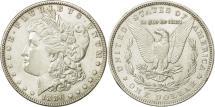 Us Coins - United States, Morgan Dollar, 1886, U.S. Mint, Philadelphia, AU(55-58), KM 110