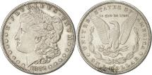 Us Coins - United States, Morgan Dollar, 1882, San Francisco, MS(60-62), Silver, KM:110