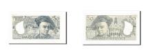 World Coins - France, 50 Francs, 1990, KM:152e, AU(50-53), Fayette:F67.16