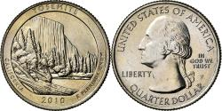 Us Coins - Coin, United States, Yosemite, Quarter, 2010, U.S. Mint, Philadelphia