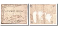 World Coins - France, 5 Sous, 1792, 1792-09-14, VILLEFRANCHE, VF(20-25)