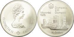World Coins - Coin, Canada, Elizabeth II, 10 Dollars, 1973, Royal Canadian Mint, Ottawa, MS 63