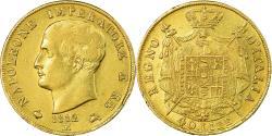 World Coins - Coin, ITALIAN STATES, Napoleon I, 40 Lire, 1812, Milan, Gold, KM 12