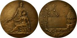World Coins - France, Medal, Art Nouveau, Commerce et Industrie, Coudray, , Bronze