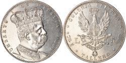 World Coins - Coin, Eritrea, Umberto I, 5 Lire/Tallero, 1891, , Silver, KM:4