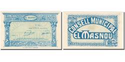 World Coins - Banknote, Spain, EL MASNOU, 1 Peseta, valeur faciale, 1937, 1937, UNC(64)