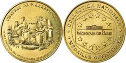World Coins - France, Token, Touristic token, Pierrefonds - Chateau n°1, Arts & Culture
