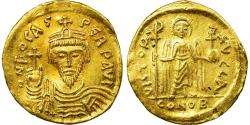 Ancient Coins - Coin, Phocas, Solidus, 603-607, Constantinople, , Gold, Sear:618