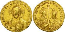 Constantine VII Porphyrogenitus, Solidus, Constantinople, AU(50-53), Gold