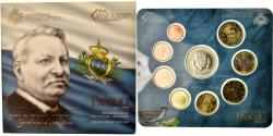 World Coins - San Marino, Set, 2012, Giovanni Pascoli