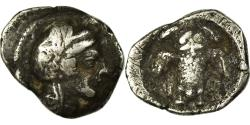 Ancient Coins - Coin, Attica, Athens, Trihemiobol, 454-404 BC, , Silver, SNG-Cop:50-2