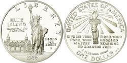 Us Coins - Coin, United States, Centenaire de la Statue de la Liberté, Dollar, 1986, U.S.