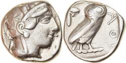 Ancient Coins - Coin, Attica, Athens, Tetradrachm, Athens, , Silver, SNG-Cop:31