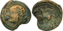 Ancient Coins - Coin, Suessiones, Bronze CRICIRV, , Bronze, Delestrée:554