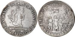 World Coins - France, Token, Louis XIV, Corporations, History, 1650, , Copper Plated