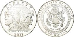 Us Coins - Coin, United States, Dollar, 2011, U.S. Mint, San Francisco, , Silver