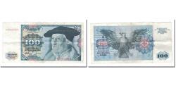 World Coins - Banknote, GERMANY - FEDERAL REPUBLIC, 100 Deutsche Mark, 1960, 1960-01-02