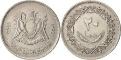 World Coins - Lebanon, 10 Piastres, 1975, Paris, , Aluminum, KM:15