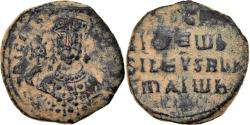 Ancient Coins - Coin, Nicephorus II Phocas, Follis, 963-969, Constantinople, , Copper
