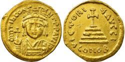 Ancient Coins - Coin, Tiberius II Constantine, Solidus, 579-582, Constantinople,