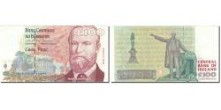 World Coins - Banknote, Ireland - Republic, 100 Pounds, 1996, 1996-08-22, KM:79a, EF(40-45)