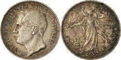 World Coins - Coin, Italy, Vittorio Emanuele III, 2 Lire, 1911, Rome, , Silver, KM:52