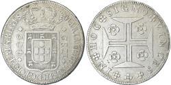 World Coins - Coin, Portugal, Maria I and Pedro III, 400 Reis, 1782, Lisbon, , KM 273
