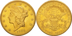 Us Coins - United States,Liberty Head,$20,1904,,Philadelphia,KM 74.3